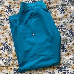 Figs Kade Scrub Pants size Large Petite